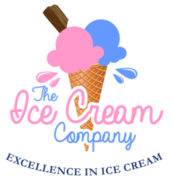 The Ice Cream Company Logo